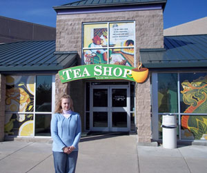 Celestial Seasonings Tea Shop, Boulder, Colorado